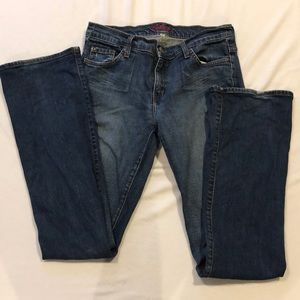 Express boot cut jeans size 32